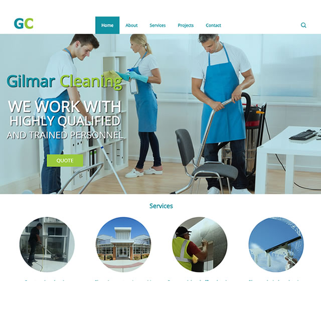 gilmarcleaning